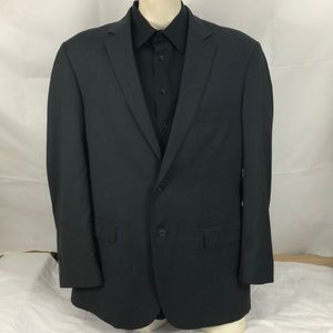 Pronto Uomo signature 46L black blazer